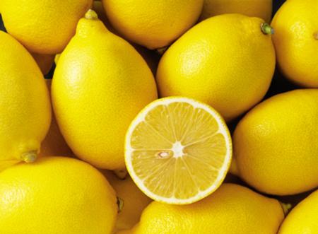 vitamine citron jaune